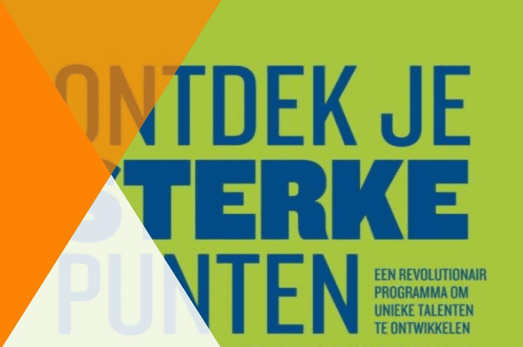 Ontdek je sterke punten - boekrecensie door Adriaan Verkerk